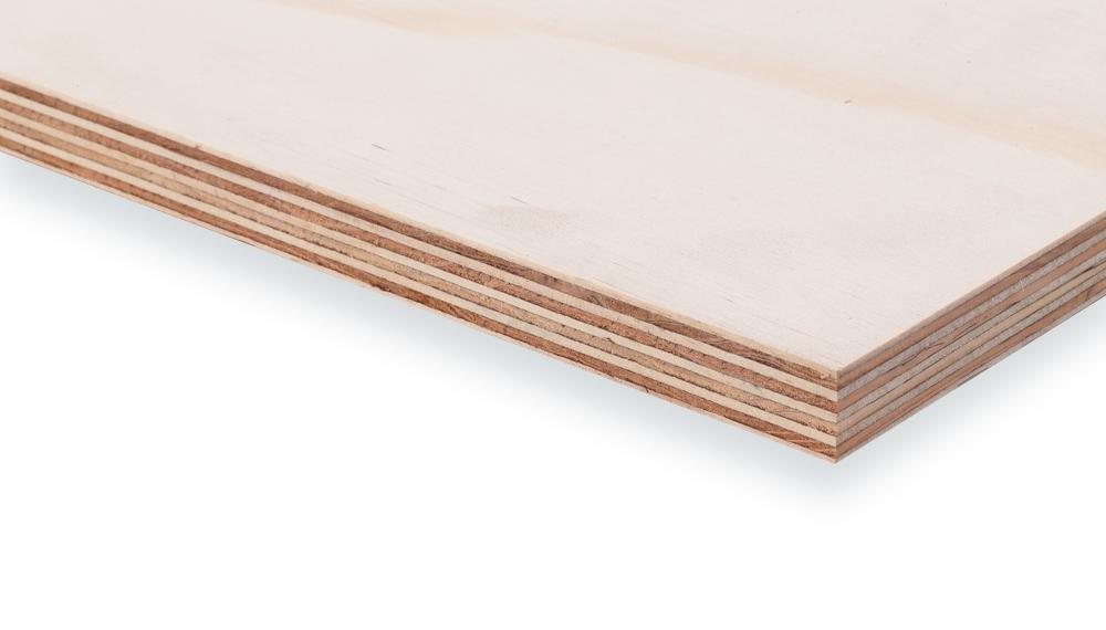 合板市場の針葉樹合板 24mm厚 910mm×1820mm