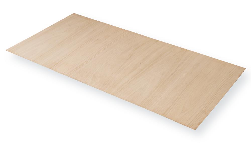 合板市場の6尺曲げ合板 5mm厚 1830mm×920mm