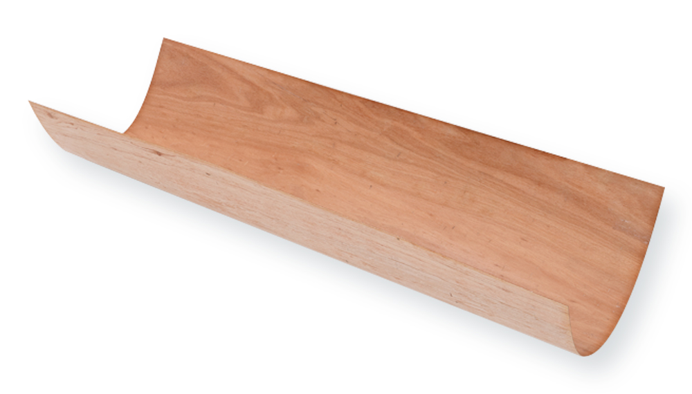 合板市場の3尺曲げ合板 9mm厚 910mm×1820mm