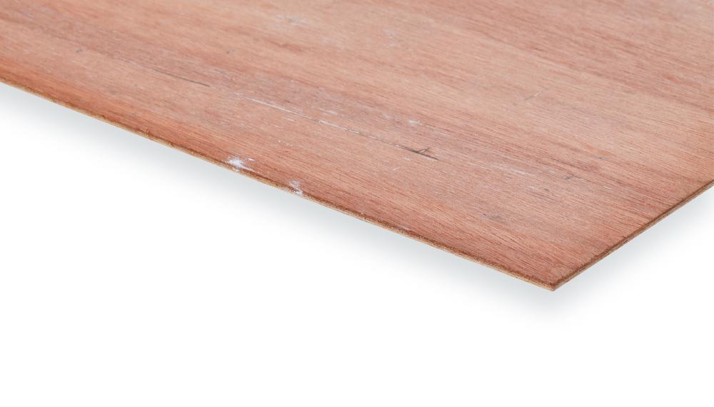 合板市場の3尺曲げ合板 3mm厚 910mm×1820mm