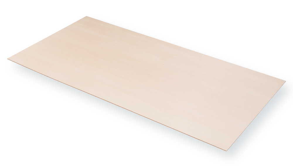 合板市場のシナ合板 準両面30mm厚 915mm×1825mm
