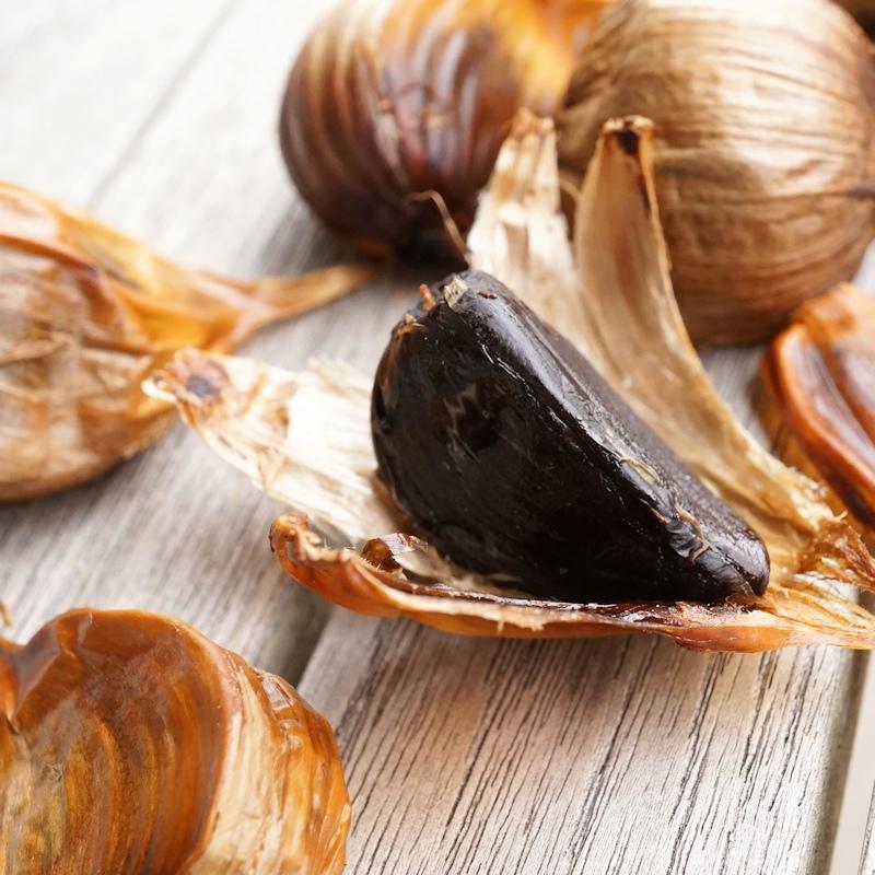 【送料無料】 青森県産 熟成 黒にんにく 1kg たっぷり
