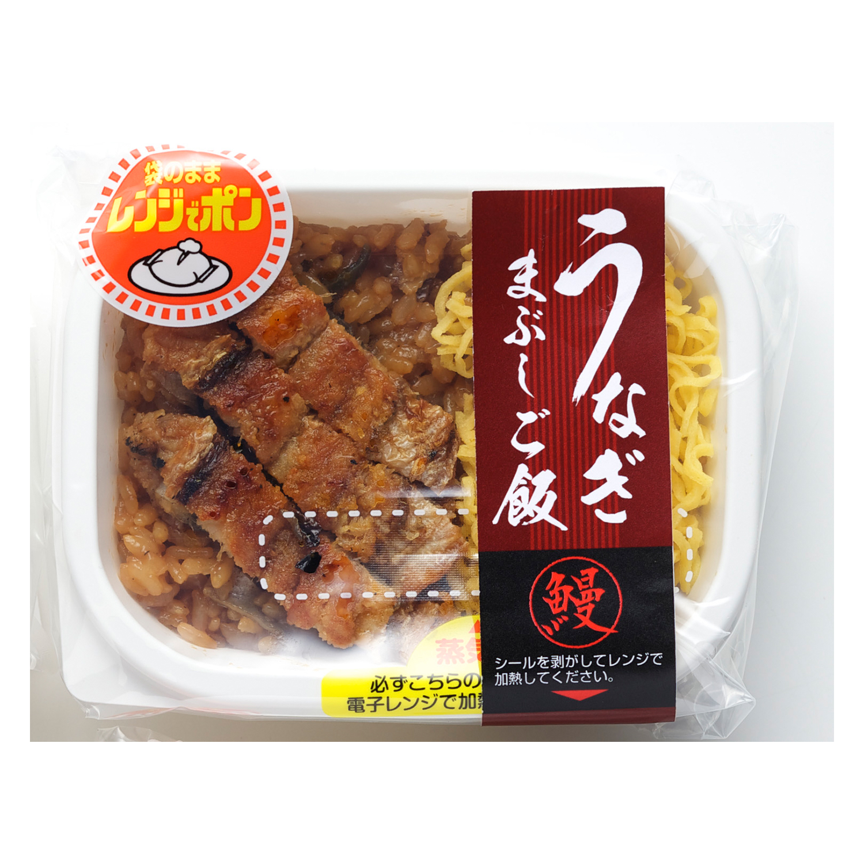 [冷凍] うなぎまぶしご飯 UG1
