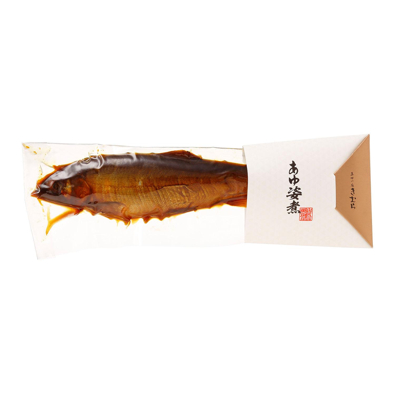 あゆの姿煮 (1尾入) T00