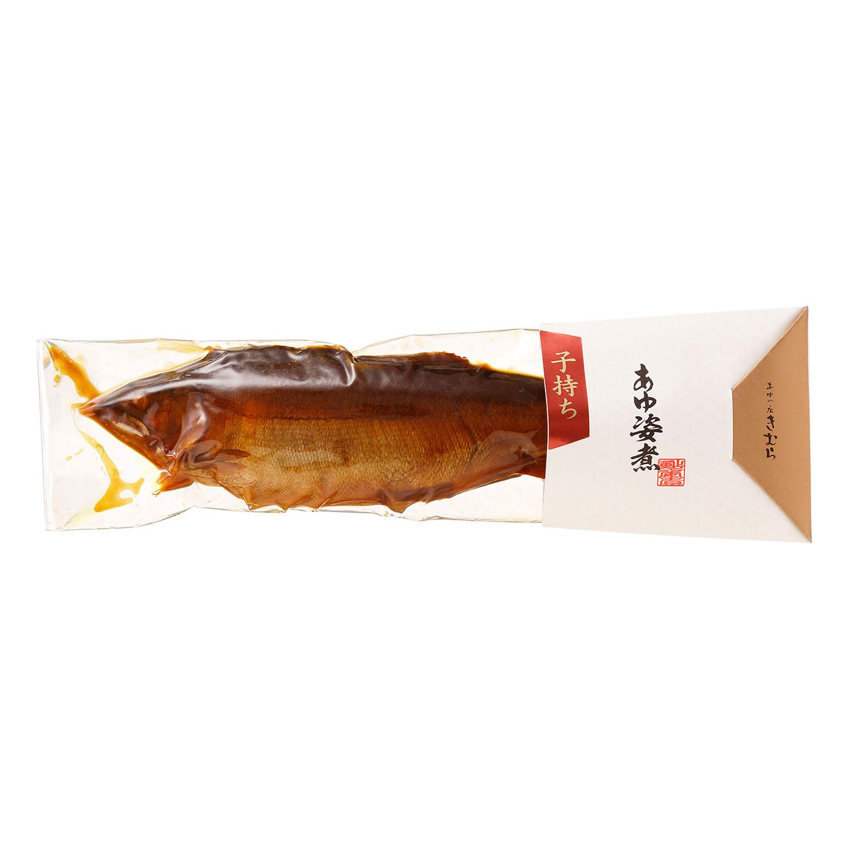 子持ちあゆの姿煮 (1尾入) T08