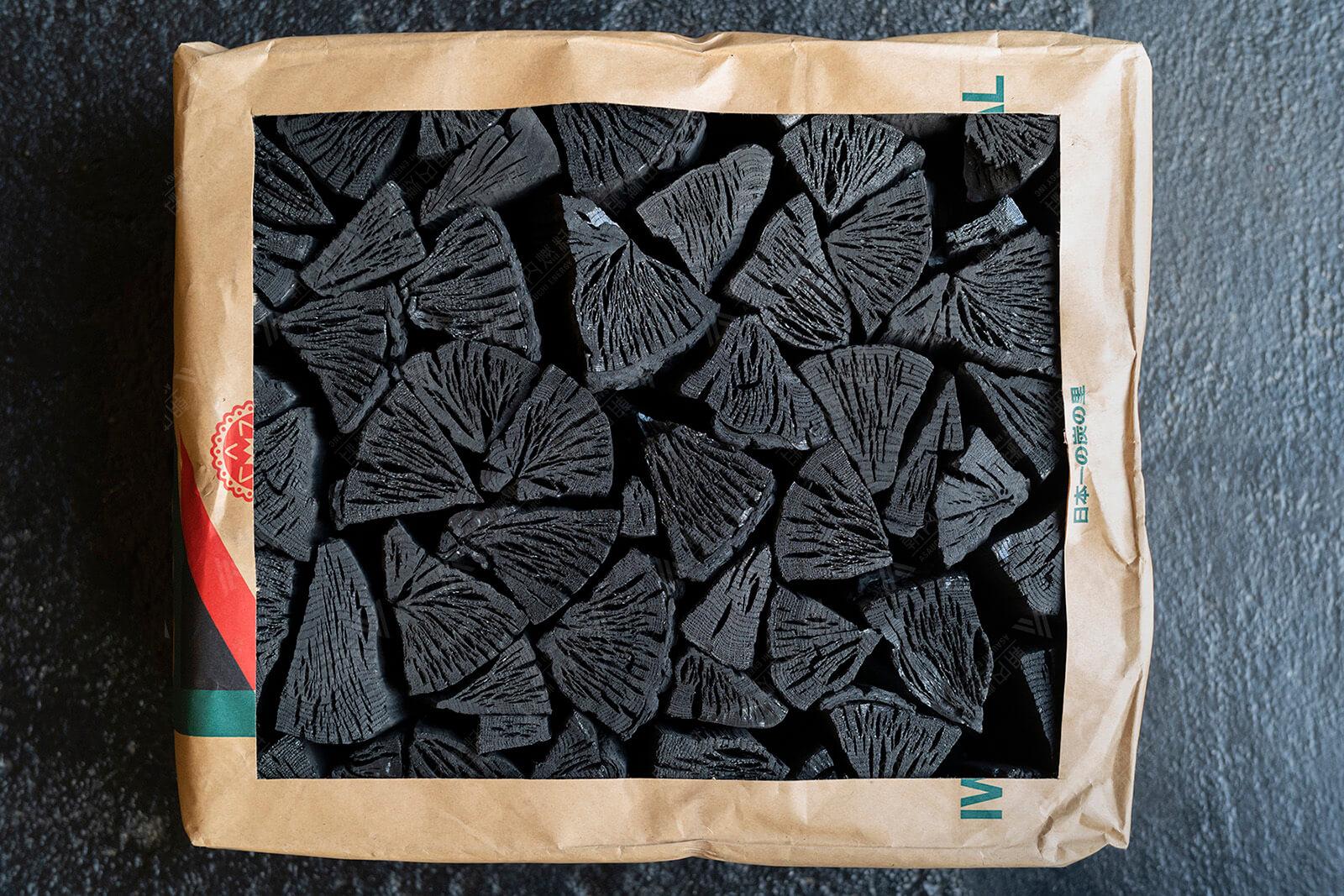 浅水さんの岩手切炭(国産)6kg
