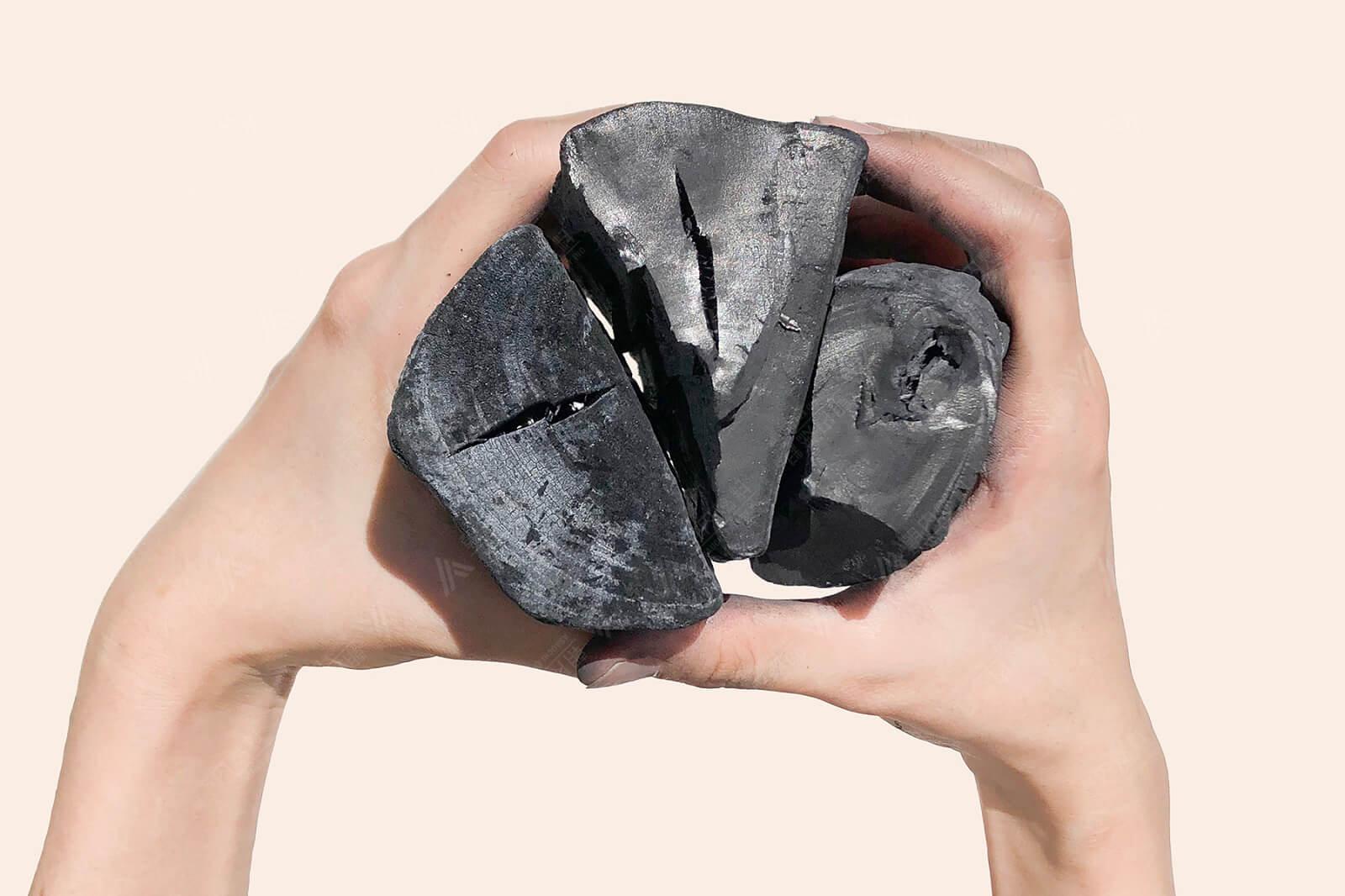 ラオス備長炭 上割大 15kg