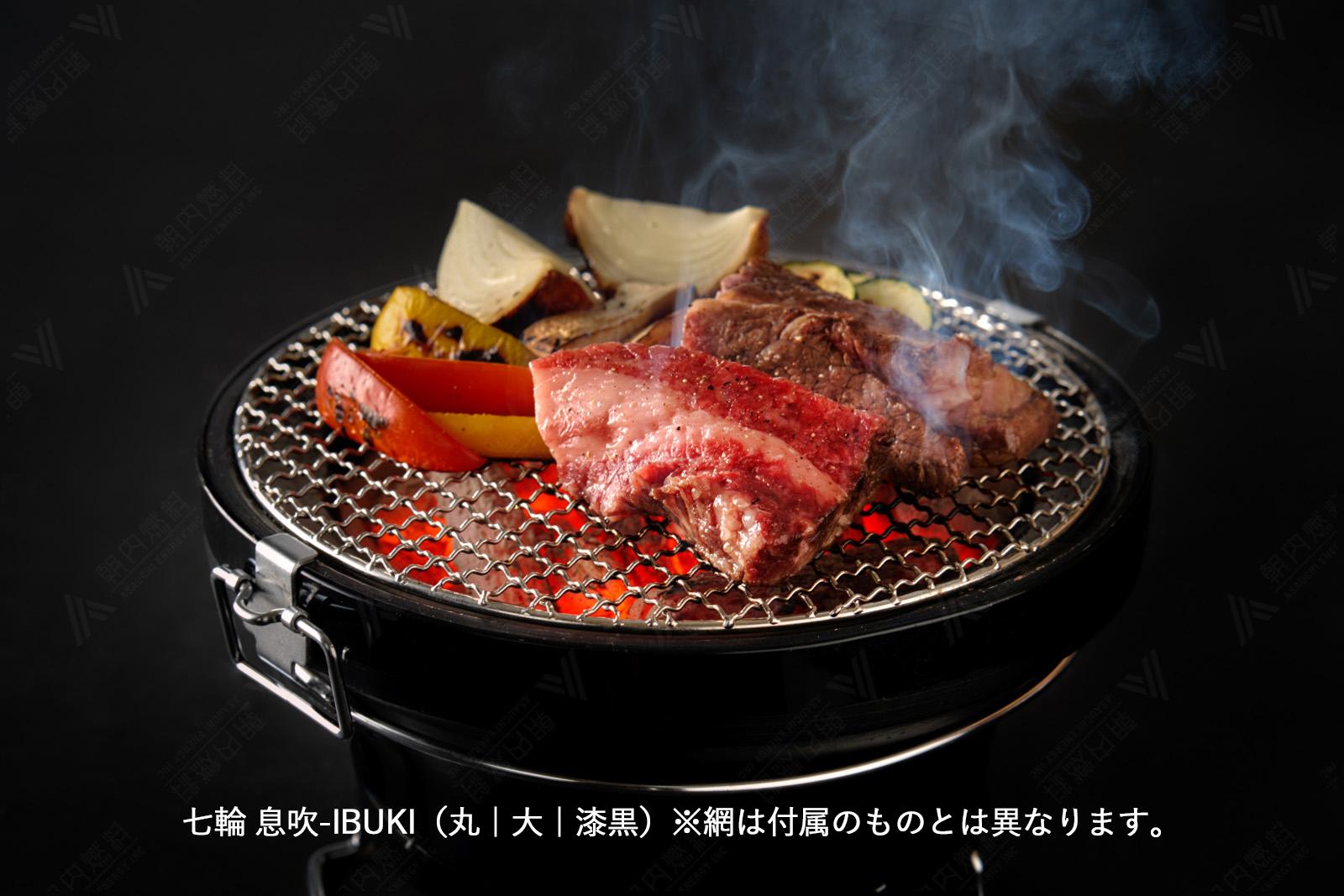 炭火焼き七輪L(~4人)