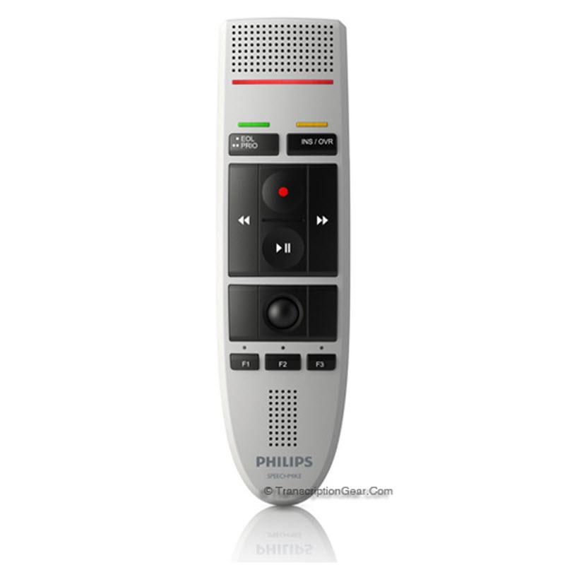 【マイク】ハンドマイク(SpeechMike Pro LFH3200)
