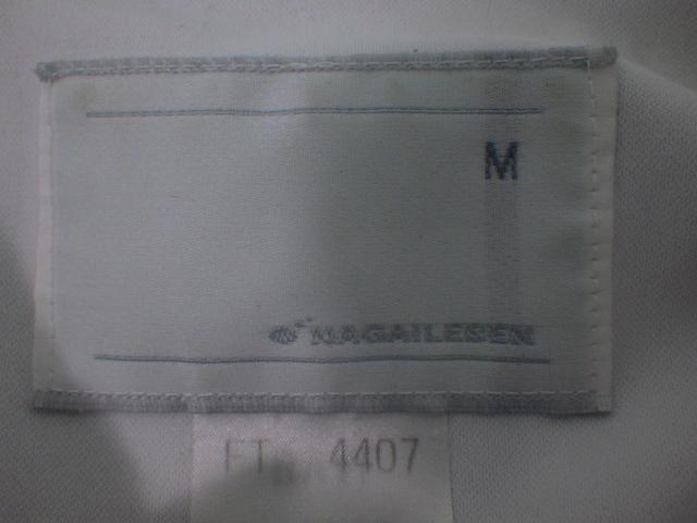 k226 たかまちクリニック ナガイレーベン ナース服 看護服◆エプロン/yt1372【27GY】