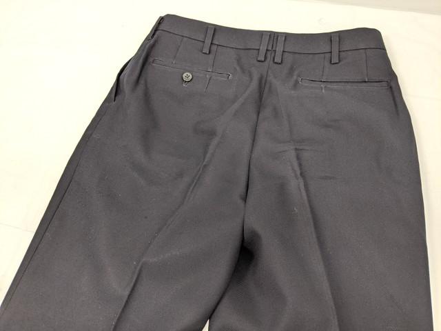 X83 常滑高校 学ラン 黒っぽい紺色+半袖・長袖シャツ+夏服・冬服ズボン/yt2351【17KVB】