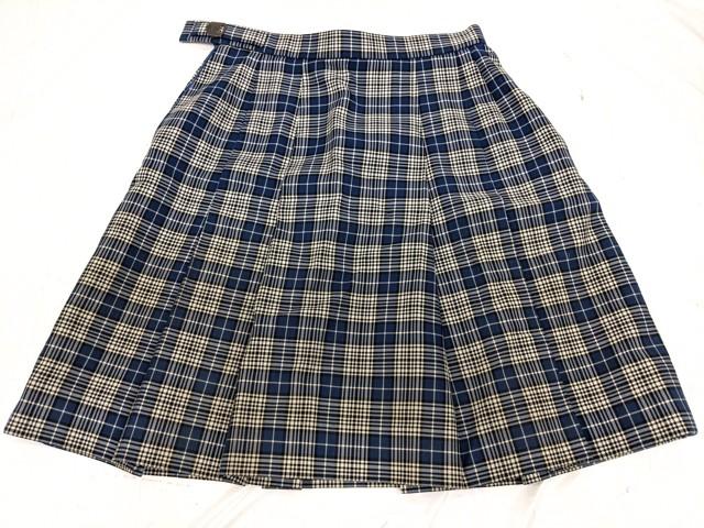 h31 中学校?? 高校?? 夏服スカート×3点セット/yt2452【5ELS】
