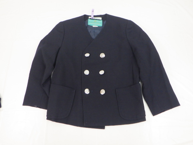c16 仁川学院小学校 ブレザー+ワンピース+セーター+長袖シャツ+スカート サイズ120/yt1863【7ZPQ】