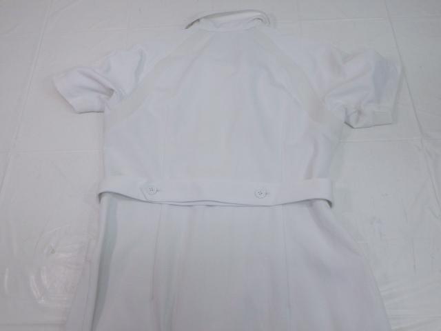 k226 たかまちクリニック ミズノ ナース服 看護服◆ナガイレーベン エプロン/yt1374【27DU】