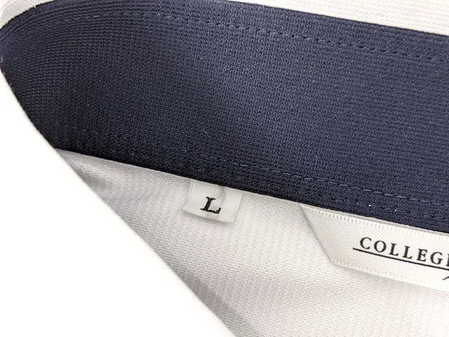 Y01 栄徳高校 ブレザー+半袖ポロシャツ+長袖シャツ+冬服ズボン+ネクタイ/yt2353【3XHRG】