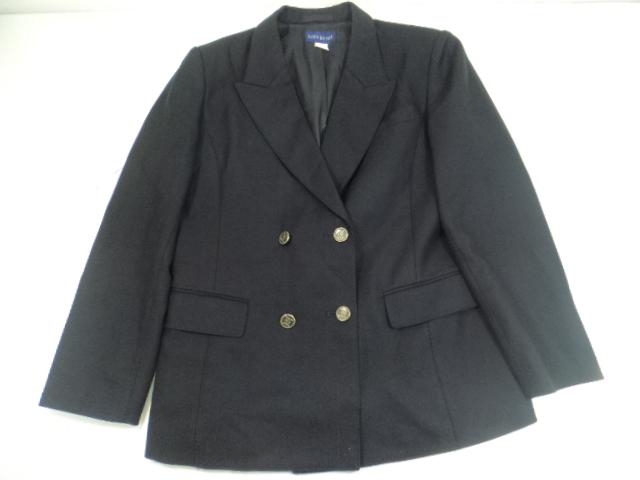 C54 奈良県 平城高校 ブレザー165A+スカート+長袖シャツ/yt0620【13RFG】