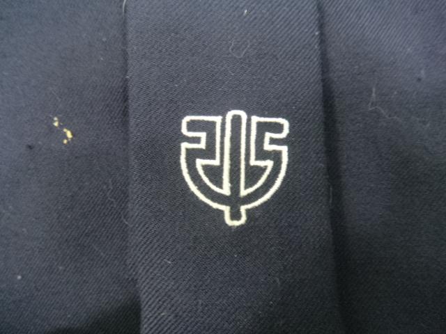 r48●青森市立北中学校●大きめ/冬セーラー170A 冬スカート 長袖シャツ●SS147【11vsc】
