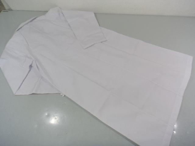d90 専門学校 実習服? infirmiere ナース服 Sサイズ▼AP-RON 白衣/yt0241【12XZ】