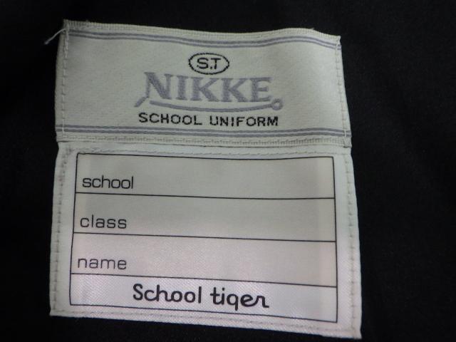 T415 中学校?? 高校?? 冬服セーラー服165A+冬スカート/yt1158【6EGH】