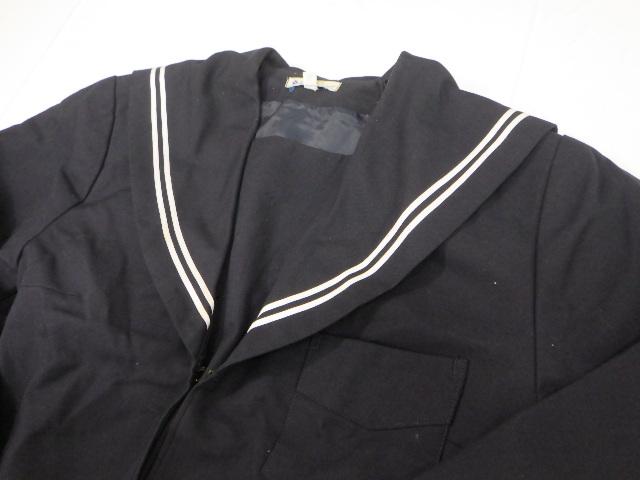 b92 中学校?? 高校?? 冬服セーラー服+夏服スカート/yt1786【4SWE】