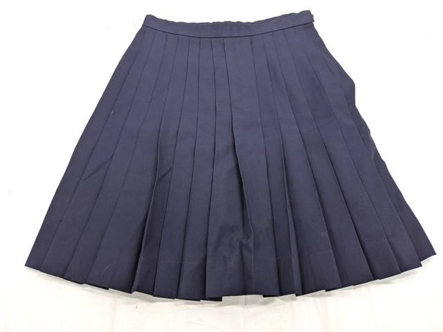 W97 日進中学校 冬服・夏服セーラー服+冬服・夏服スカート/yt2260【7CLR】
