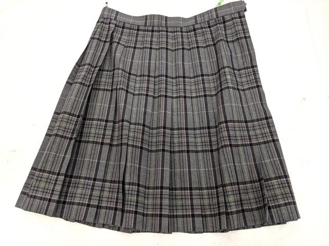 g93 私立関東第一高校 ニットベスト+夏服スカート/yt2360【5CJT】