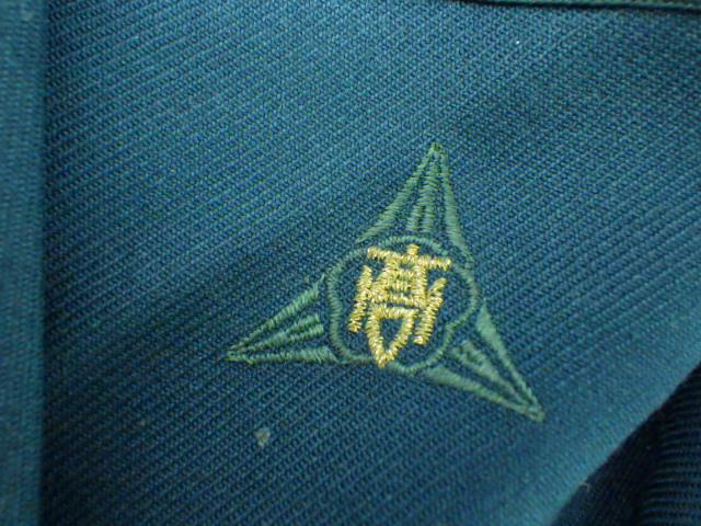 a67 成田国際高校 リボン付き中間服セーラー服・冬服セーラー服+冬スカート/yt1586【15EOSJ】