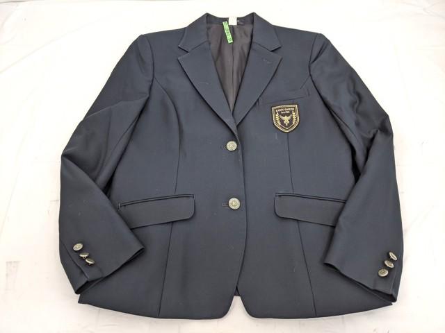 g93 私立関東第一高校 ブレザー+カーデガン+冬服スカート+リボン/yt2361【18DJT】