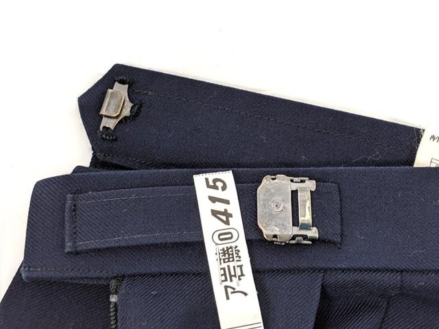 Y68 日進市立東中学校 冬服セーラー服+冬服スカート/yt2463【9JCV】