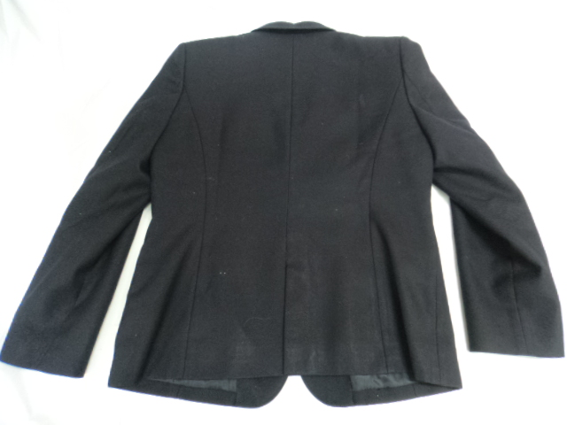 p74/精華学園高等学校■ブレザー Lサイズ+スカート上下セット/og0441【9gjs】