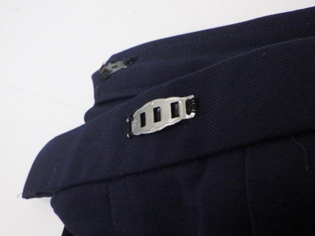 O85 名古屋南高校 ブレザー+長袖ブラウス+スカート/yt1387【6SHE】