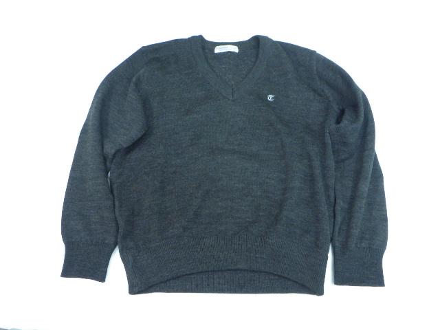 c20 帝京大学可児高等学校中学校 セーター+夏服スカート/yt1878【5LFD】