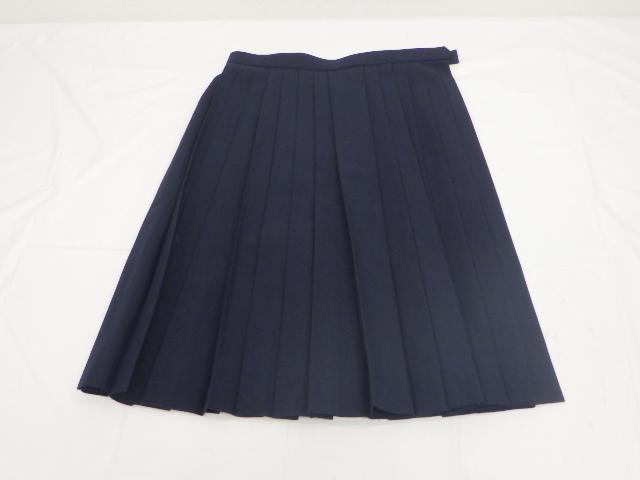 V53 名古屋 川名中学校 夏服セーラー服+夏服スカート/yt2080【4DJV】