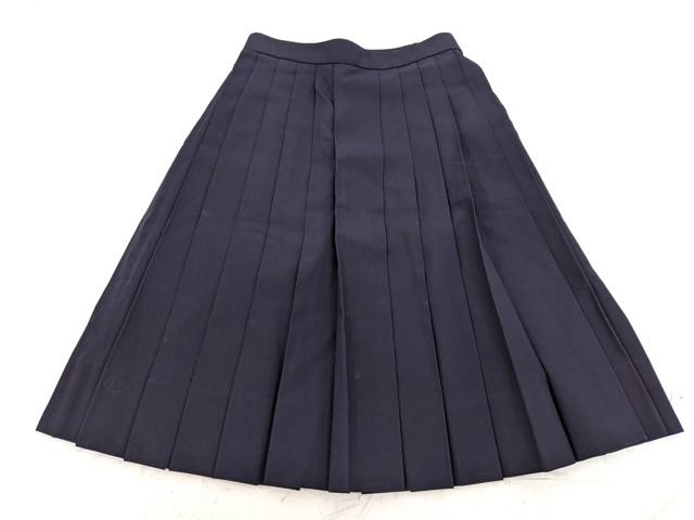 愛知県 淑徳中学校 夏服セーラー服+夏服スカート/yt2669【18ZXD】