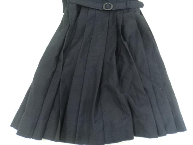 T353 鹿児島県 川内中央中学校 セーラー服+ジャンパースカート+スカーフ/yt0667【1PKMW】