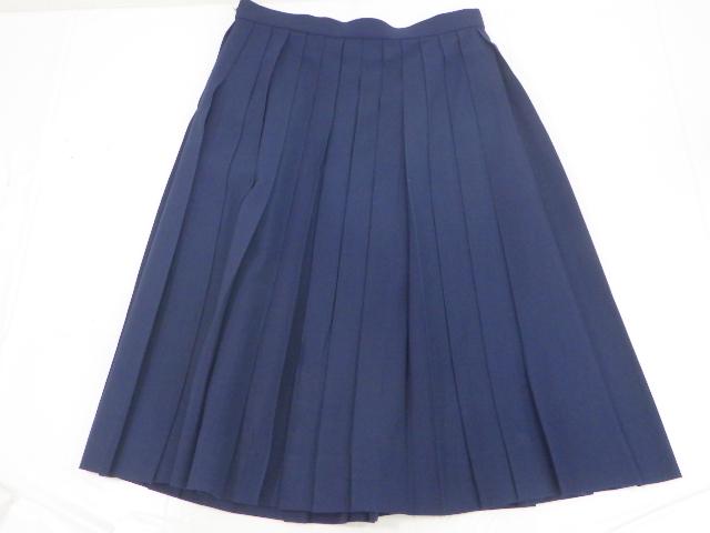 a43 愛知県 高蔵寺高校 夏服セーラー服165A+スカート/yt1495【8SGV】