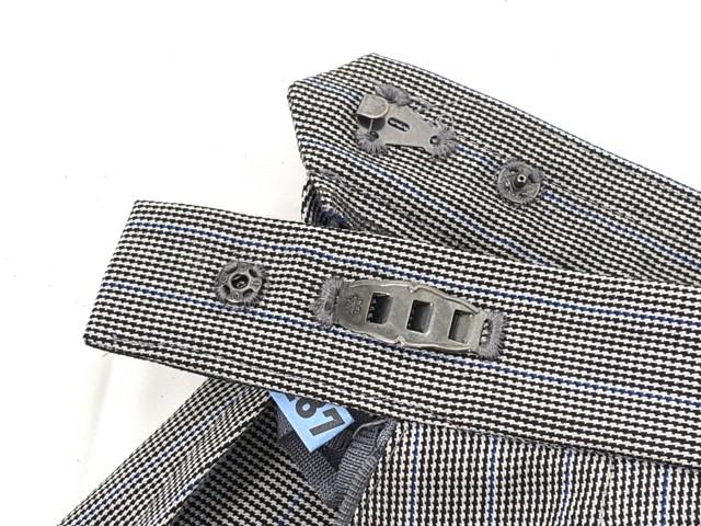 W23 愛知県 中京大学附属中京高校 ブレザー+セーター+冬服・夏服スカート/yt2172【15VLF】