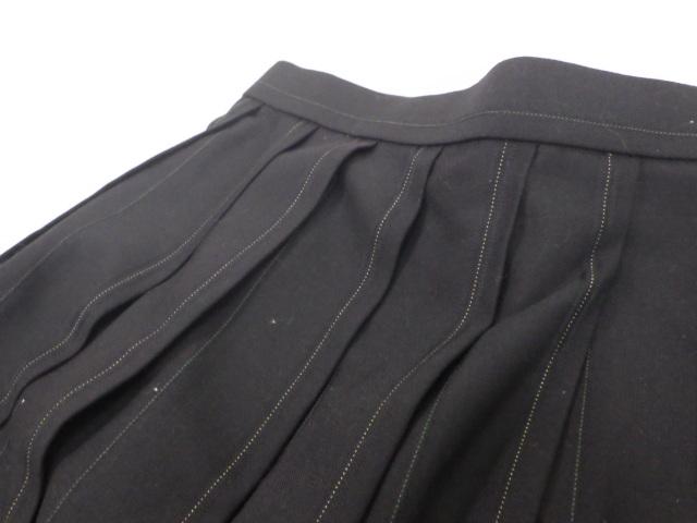 d10 大阪府立住吉商業高校 ブレザー+長袖シャツ+セーター+冬服スカート/yt1986【4ALCF】