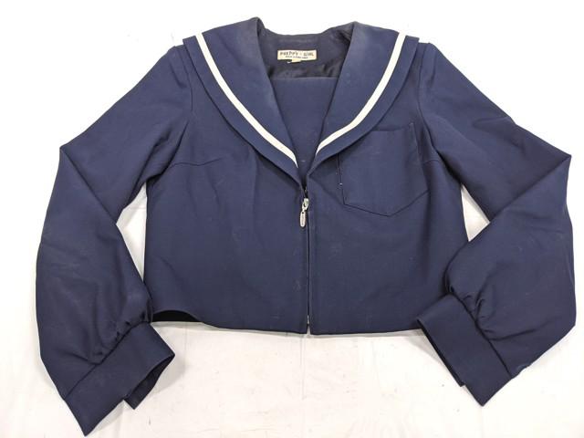 X00 中学校?? 高校?? 冬服セーラー服+冬服スカート/yt2276【25XJ】
