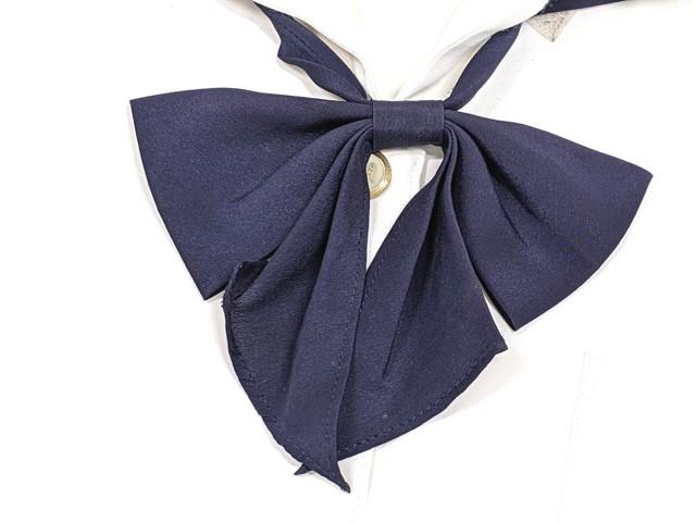 X00 東海学園高校 ベスト+夏服ブラウス+夏服スカート+リボン/yt2278【13LKX】