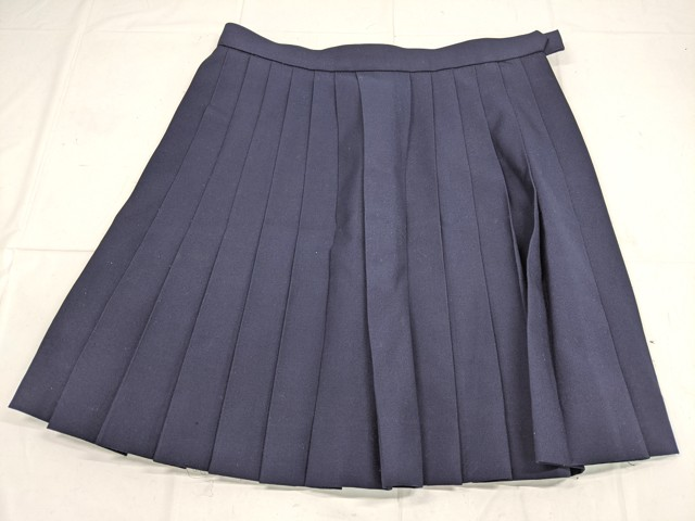 W36 愛知県瑞陵高校 冬服・中間服セーラー服+冬服スカート/yt2177【7VLH】