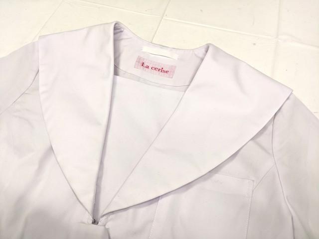 W35 高針台中学校 夏服セーラー服+夏服スカート/yt2178【4JNH】