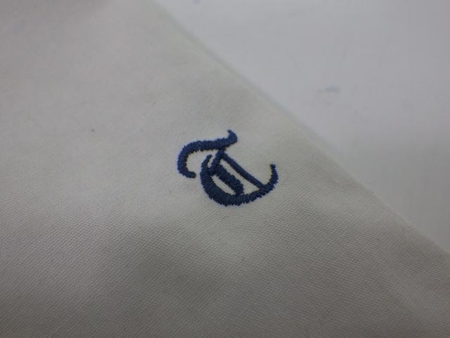 P39 愛知県東邦高校 ニットベスト+半袖ポロシャツ+カッターシャツ/yt1402【3DHR】