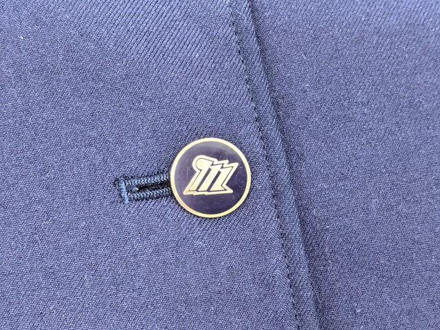 W29 愛知県 名東高校 ブレザー+ベスト+夏服・冬服スカート+ネクタイ/yt2181【15CJG】