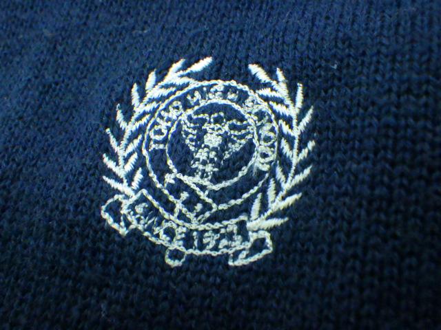 P39 愛知県東邦高校 セーター サイズL〜O 2点セット/yt1406【7SKP】