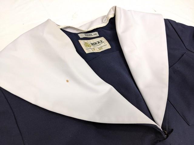 Y91 高針台中学校 夏服・冬服セーラー服+夏服・冬服スカート/yt2490【6CKR】