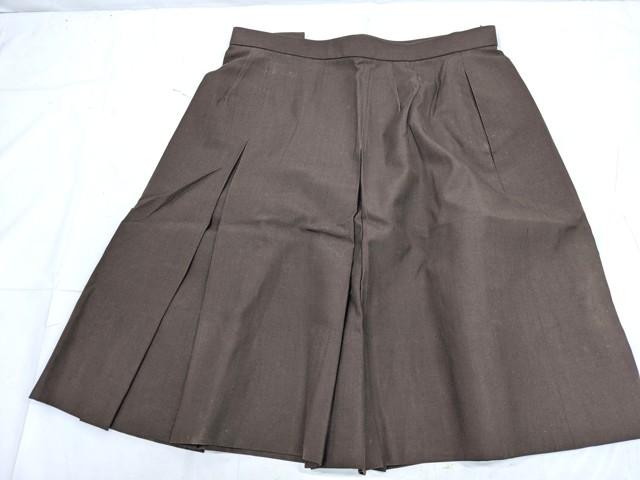 g11 中学校?? ブラウン ブレザー+夏服スカート/yt2290【8HDG】