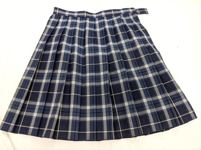 Y90 知多翔陽高校 ブレザー+セーター+夏服・冬服スカート+リボン/yt2493【3ERKG】