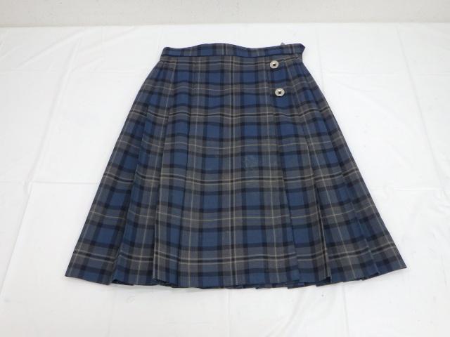 f06 京都学園高校 ブレザー+夏服・冬服スカート/yt2106【9QGC】
