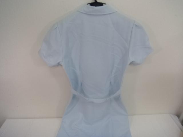 T328 ナース服 看護服 ナガイレーベン◆infirmiere 白衣+ワンピース サイズM/yt0587【11CB】